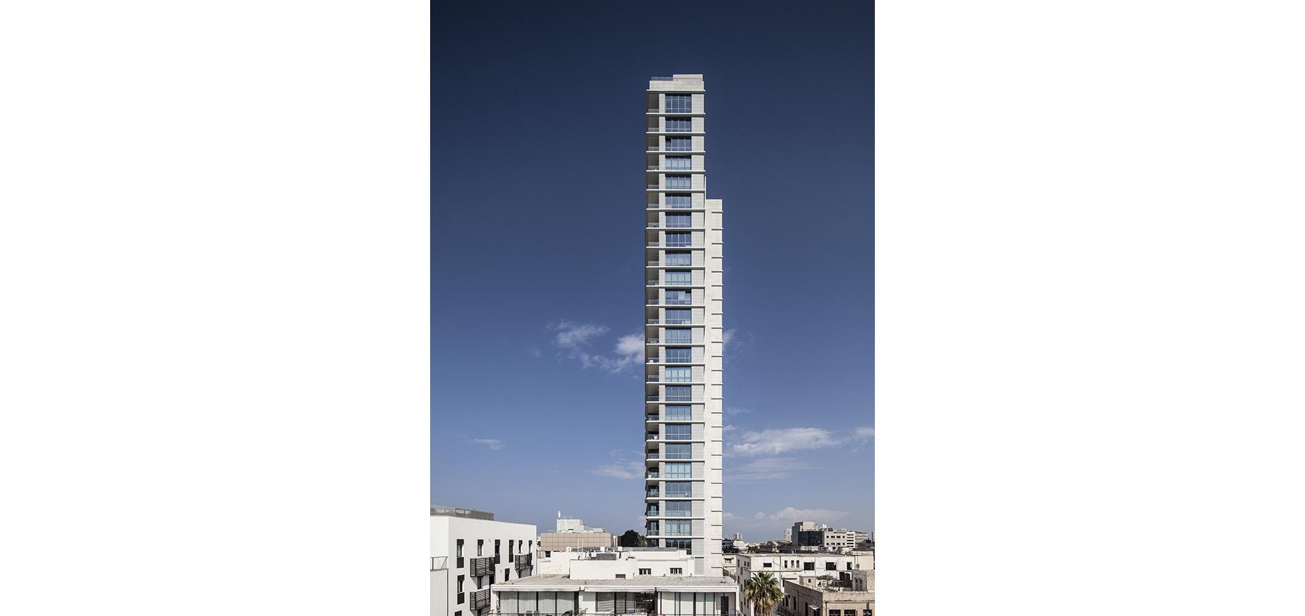 Rothschild_30_Tower_Tel_Aviv_planned_By_Kolker_Epstein_Architects1