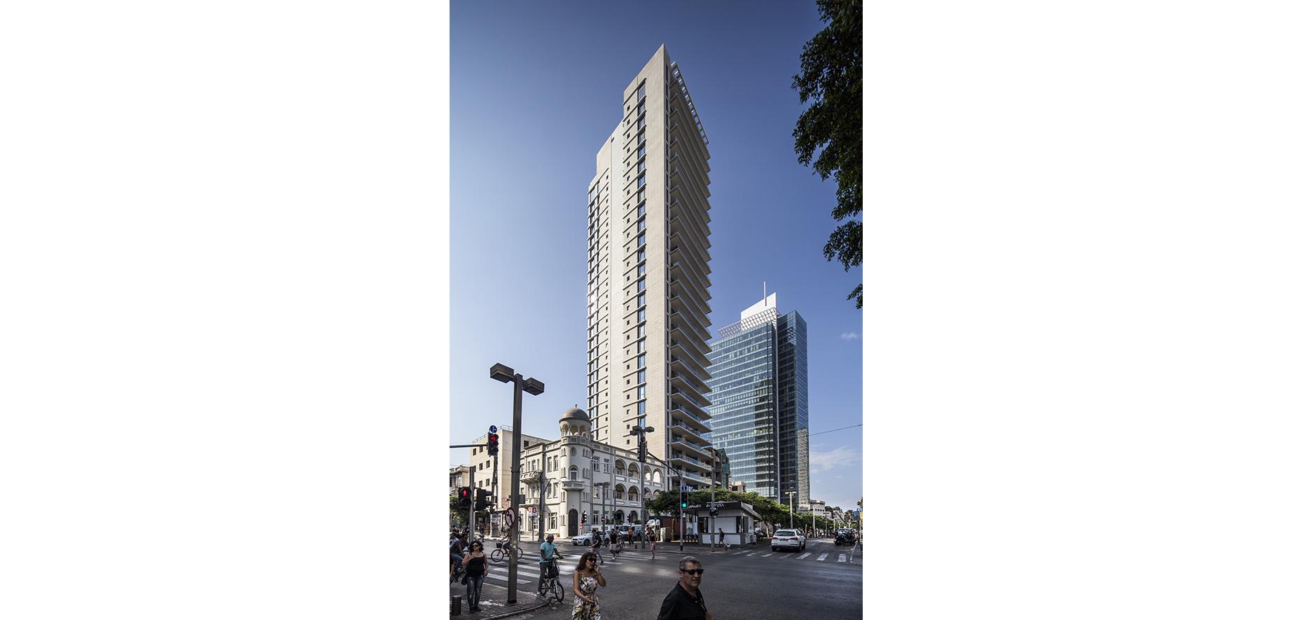 Rothschild_30_Tower_Tel_Aviv_planned_By_Kolker_Epstein_Architects5