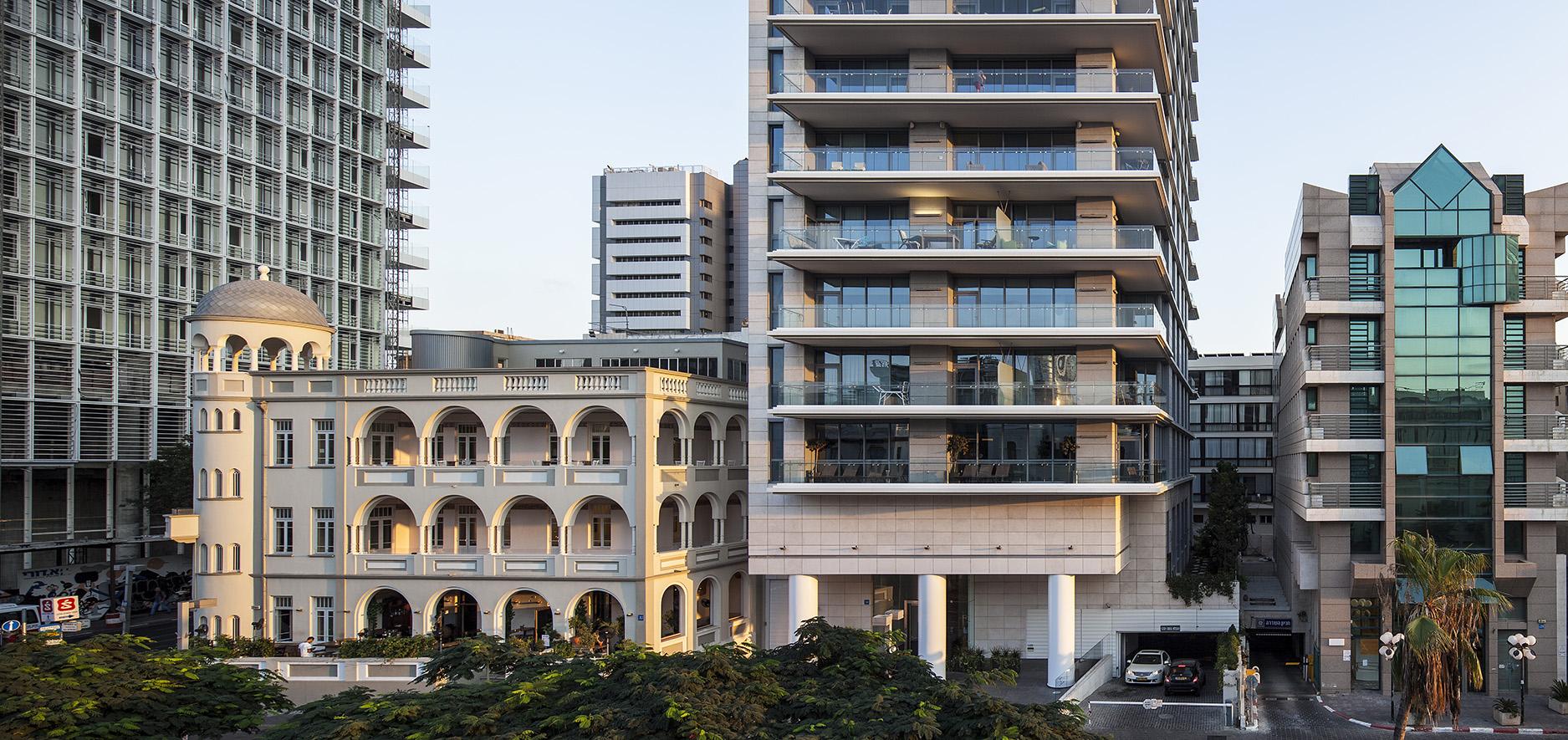 Rothschild_30_Tower_Tel_Aviv_planned_By_Kolker_Epstein_Architects7