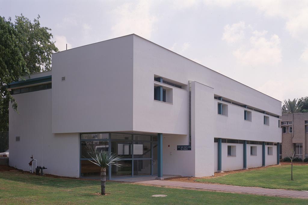 בית חולים גהה מרפאת מבוגרים קולקר אפשטין אדריכלים