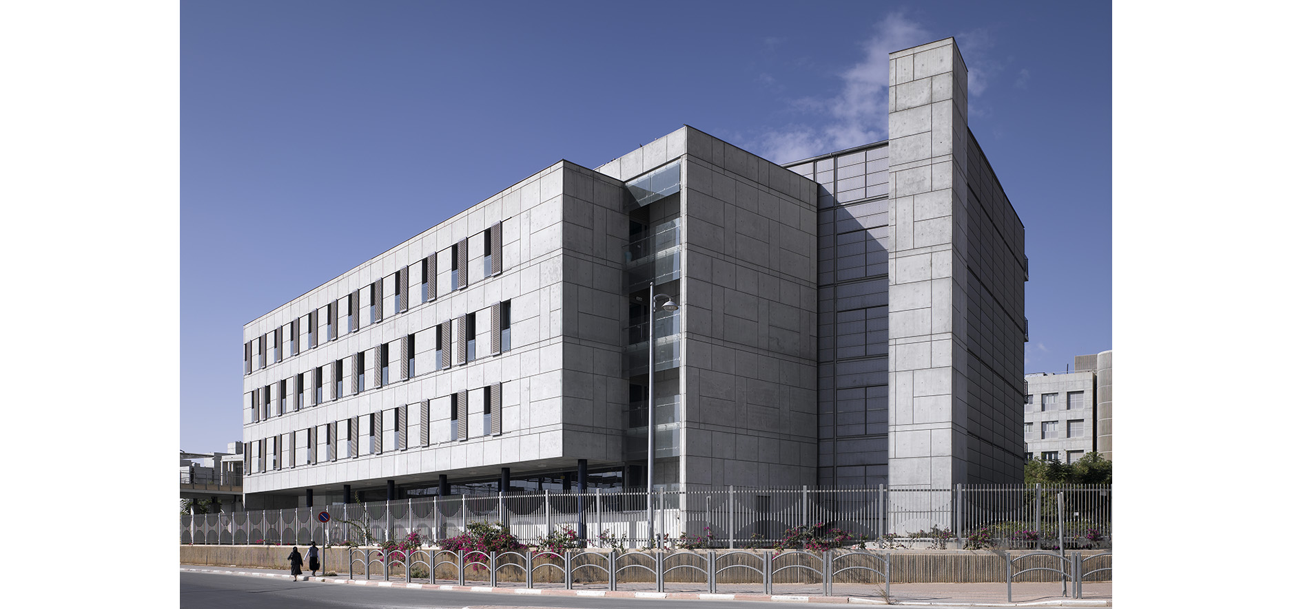 Nano Technologia Science and Technology BGU by Kolker Epstein Architect5
