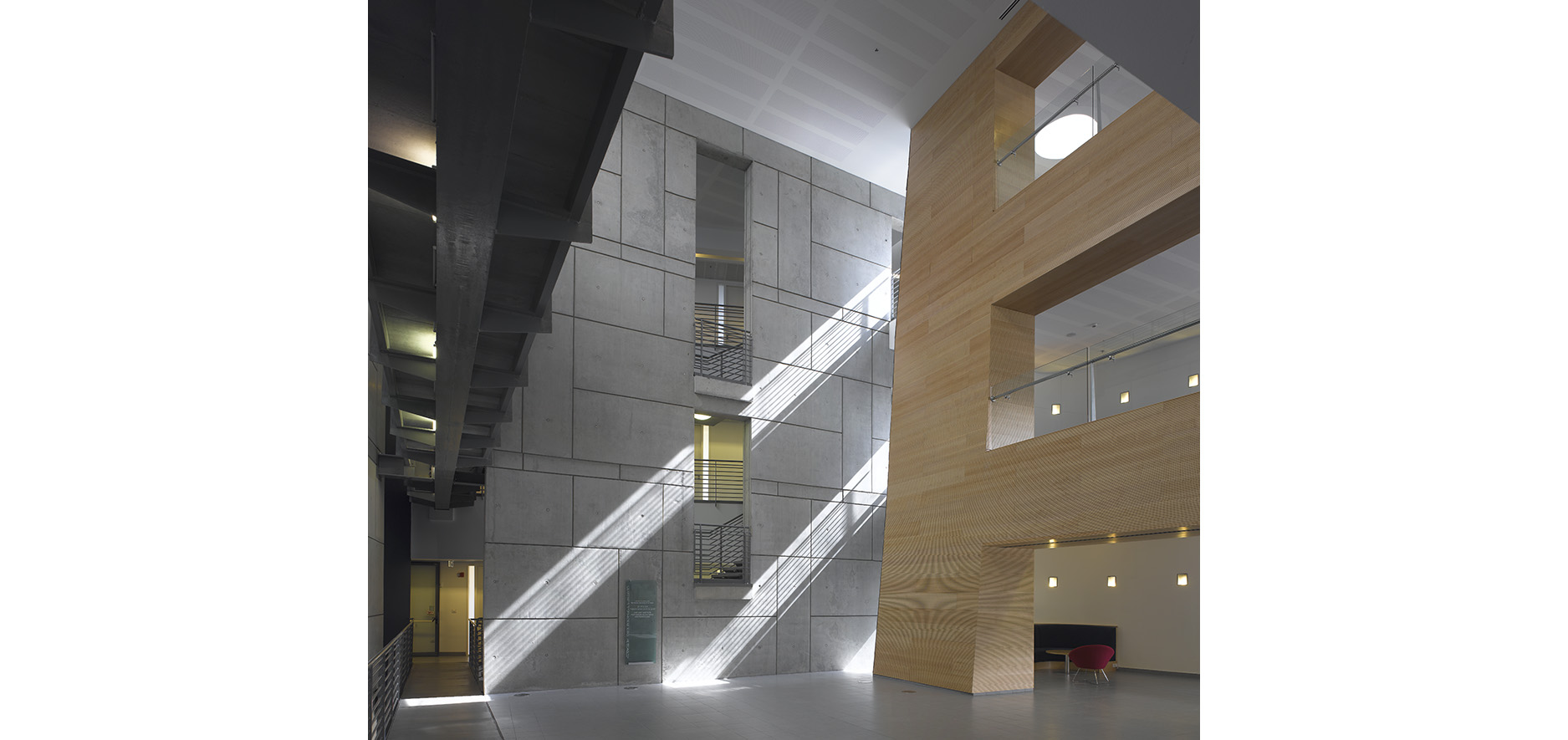Nano Technologia Science and Technology BGU by Kolker Epstein Architect9