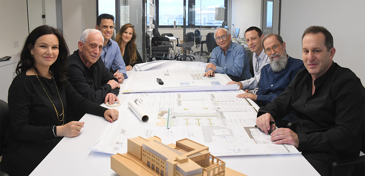 אודות קולקר אפשטין משרד אדריכלים